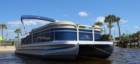 Bennington Pontoon Rentals Navarre, Florida