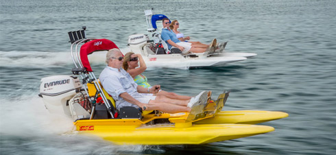 Navarre Family Watersports CraigCat Rentals